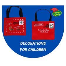 Decorations & Stockings for Children