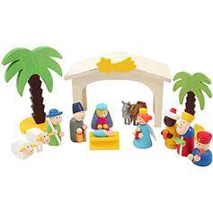 Nativity Set - GG