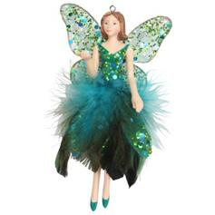 Peacock Feather Fairy - 1 of 2