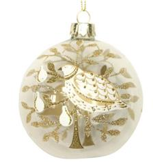 Partridge in a Pear Tree Bauble