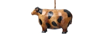 Cow (brown & black) - New England