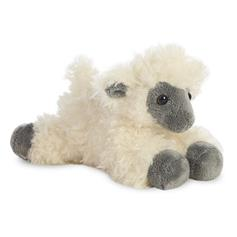 Mini Flopsie - Black Faced Sheep, 8""