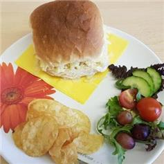 Filled Roll - Egg Mayonnaise