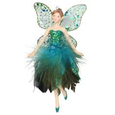 Peacock Feather Fairy - 2 of 2