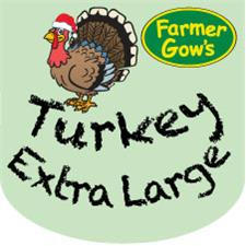 Turkey ~ 18-20+ portions (Extra Large)