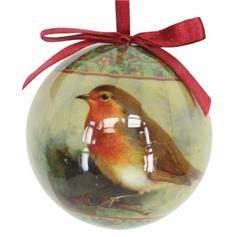 Robin paper ball
