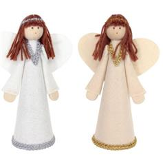 Angel Tree Toppers - pair