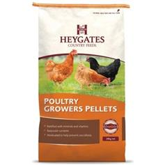 Heygates - Growers Pellets
