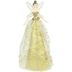 Gold Fairy Tree Topper