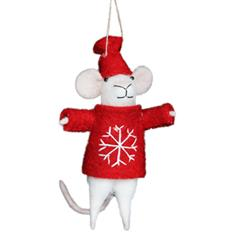 Mouse - with Snowflake