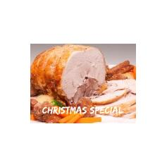 Christmas Special - Farm Boneless Rolled Turkey Joint - 4 kg