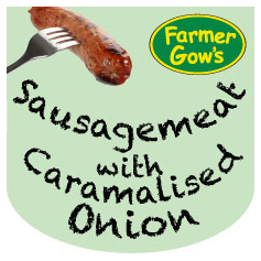 Sausagemeat - Caramelised Onion (500g)