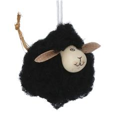 Black Fluffy Sheep, mini