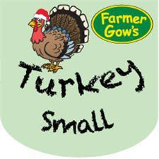 Turkey ~ 2-6 portions (Small)