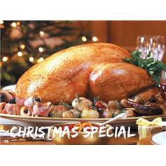 Christmas Special - Farmyard turkey box - 4 kg