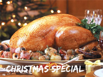 Christmas Special - Farmyard Turkey - 4 kg