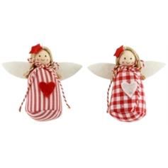 Fairy - Red & White Fairies
