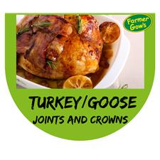 Turkey/Goose - Joints & Crowns