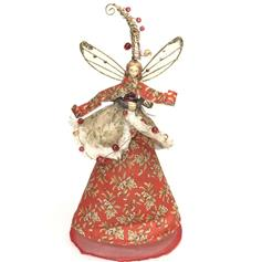 Christmas Market Fairy Tree Topper