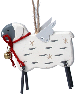 Sheep - with Tin Wings
