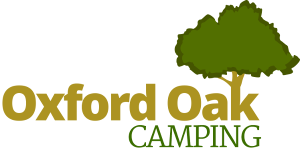 Oxford Oak Camping logo